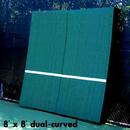 Oncourt Offcourt CEBB8E REAListic Tennis Backboards Straight-Tilt 8'x8'