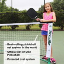 Oncourt Offcourt TAPNO PickleNet - Oval Poles