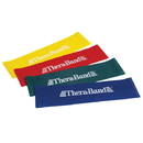 20810T Thera-Band Resistance Band Loop - Yellow Thin 8-Inch