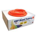 3101O REP Band Resistive Exercise Tubing 25' - Orange Light