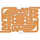 OPTP 592 SenMoCOR Laser Target Maze ONLY
