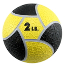 Power Med-Balls - 2 lbs Yellow