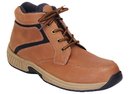 Orthofeet 487 Highline - Men's Boots - Lace-Up, Brown