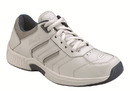 Orthofeet 640 Pacific Palisades, Men's Athletic - Lace, White