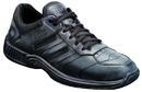Orthofeet 641 Pacific Palisades, Men's Athletic - Lace, Black
