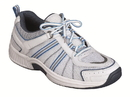 Orthofeet 910 Tahoe, Women's Athletic - Tie-Less Lace - Washable, White
