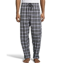 Hanes 02000S Men's Woven Stretch Plaid Pant