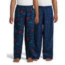 Hanes 06030 Boys' Micro Fleece Sleep Pant 2-Pack