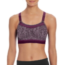 Champion 1666B The Show-Off Print Sports Bra