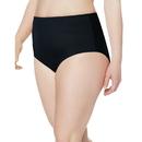 Just My Size 1810C5Cool Comfort Women's Microfiber Brief Panties — 5-Pair Pack