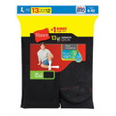 Hanes 184V13 Men's Cushion Crew Socks 13-Pack (Includes 1 Free Bonus Pair)