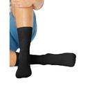 Hanes 185/6 Men's Grey Cushion Crew Socks 6-Pack