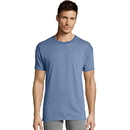 Hanes 191CA4 Men's 1901 Heritage Dyed Crewneck T-shirt 4-Pack