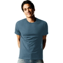 Hanes Men's TAGLESS ComfortSoft Dyed Crewneck T-Shirt 4-Pack , 2165A4