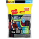 Hanes 2396Z6 Men's FreshIQ Sport-Inspired Boxer Briefs 6-Pack (5 + 1 Free Bonus Pack)