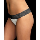 Maidenform 40156 Dream Thong with Lace
