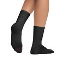 Hanes 404/6 Women's ComfortBlend Crew Socks 6-Pack