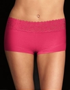Maidenform 40859 Cotton Dream Boyshort With Lace