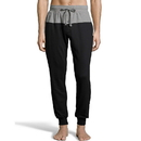 Hanes 4153 Men's 1901 Heritage French Terry Jogger with Front and Back Yoke