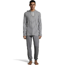 Hanes 4164 Men's 1901 Heritage Striped Hoodie with Jogger Pant Set