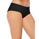 Hanes 41STB2 Ultimate Smooth Tec Women's Hipster Panties 3-Pack