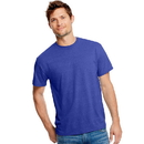 Hanes 42TB Men's X-Temp w/Fresh IQ Tri-Blend Performance Tee