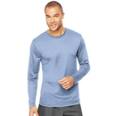 Hanes 482L Cool DRI Performance Men's Long-Sleeve T-Shirt