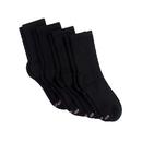 Hanes 4A4-4P Sport Women's Cool Comfort Crew Socks 4-Pack