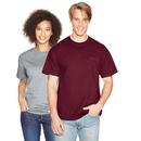 Hanes 5190 Beefy-T Adult Pocket T-Shirt