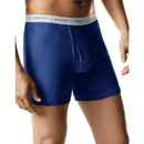 Hanes 7349C4 Men's TAGLESS 2XL Boxer Briefs with Comfort Flex Waistband 4-Pack