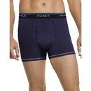 Hanes 7549C4 Men's ComfortBlend Boxer Brief, 4 Pack