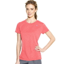 Champion 7963 Vapor  PowerTrain Short Sleeve Heather Women's Tee