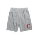 Champion 829781-549310 Men's Heritage Fleece Shorts, Big C Logo