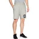 Champion 829781-549808 Men's Heritage Fleece Shorts, Letterman Leg