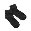 Hanes 871/3P Women's ComfortSoft Cuff Socks Extended Sizes 3-Pack