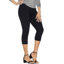 Just My Size 88908 Stretch Cotton Women's Capri Leggings