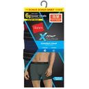 Hanes 973XF6 Men's Red Label X-Temp Fashion Boxer Brief Bonus Pk P5 + 1 Free