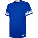 Champion AO300 Authentic Originals Men's Triblend Short Sleeve Varsity T-shirt