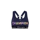 Champion B1429G-550926 The Authentic Sports Bra, Color Pop Logo
