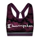 Champion B1429P-549700 Women The Authenic Sports Bra-Distressed Script