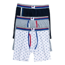 Champion CABBA1 Men's Everyday Comfort Boxer Briefs 3-Pack