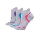 Champion CH649 Women's Performance Heel Shield Socks 3-Pack
