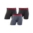 Champion CHARBG Men's Active Performance Regular Leg Boxer Brief 3-Pack