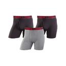 Champion CHCRBG Men's Cotton Performance Regular Leg Boxer Brief 3-Pack