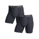 Champion CHLWA1 Men's Ultra Lightweight Regular Leg Boxer Brief 2-Pack