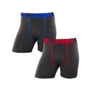 Champion CHTRA1 Men's Tech Performance Regular Leg Boxer Brief 2-Pack