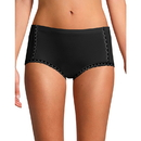 Maidenform DM0021 One Fab Fit Cotton Boyshort with Lace