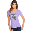 Hanes G9337P-Y07761 Muir Woods National Monument National Park Women's Graphic Tee