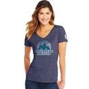 Hanes G9337P-Y07765 Adventure Awaits National Park Women's Graphic Tee