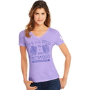 Hanes G9337P-Y07771 Redwood National Park Women's Graphic Tee